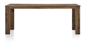 Masters, Table De Bar 240 X 100 - Bois 12x12/10x14