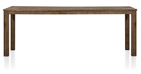Masters, Table De Bar 260 X 100 Cm - Bois 9x9