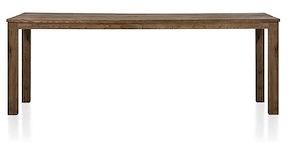 Masters, Table De Bar 260 X 100 Cm - Bois 9x9