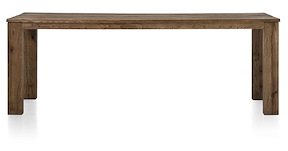 Masters, Table De Bar 260 X 100 - Bois 12x12/10x14