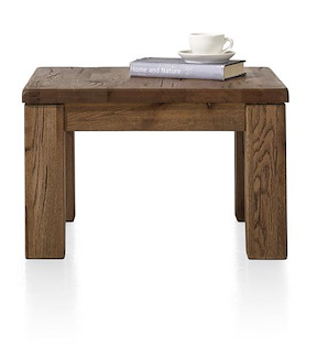 Masters, Table Basse 60 X 60 Cm - Bois 9x9