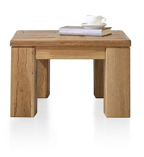 Masters, Table Basse 60 X 60 Cm - Bois 12x12/10x14