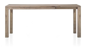 Masters, Table Bar A Rallonge 160 (+ 60) X 90 Cm - Bois 9x9