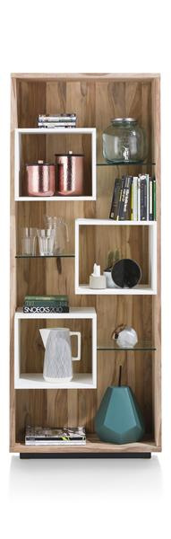 Vista, Bibliotheque 7-niches - 75 Cm