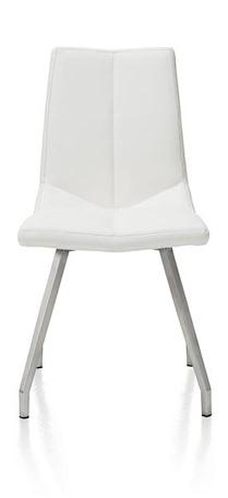 Arto, Chaise Inox 4-pieds