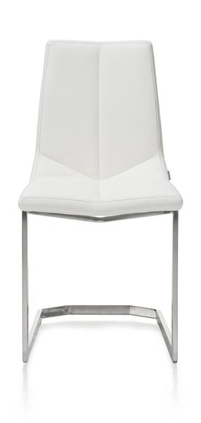 Arto, Chair Stainless Steel Square Swing