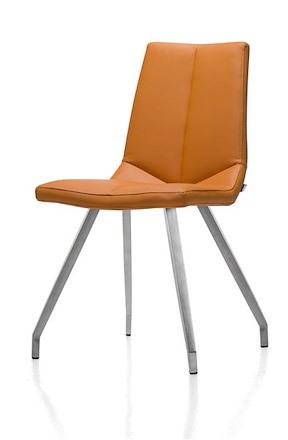 Artella, Chair 4-legs Stainless Steel
