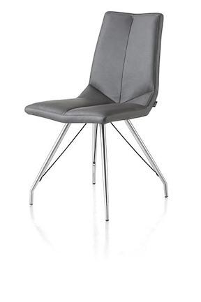 Arto, Chair Stainless Steel Design Leg