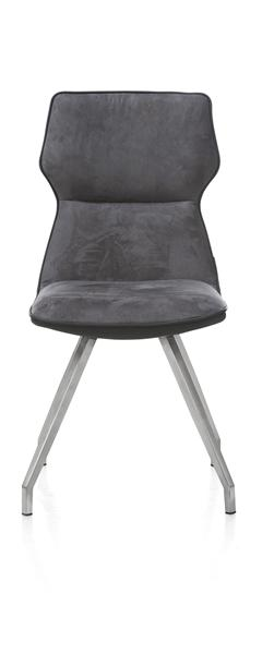 Demi, Chaise - Resorts Ensaches - Pied Inox Artis
