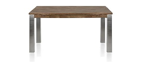 Masters, Table 160 X 140 Cm - Inox 9x9
