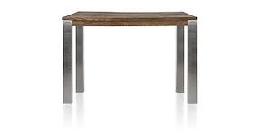 Masters, Table De Bar 140 X 90 Cm - Inox 9x9