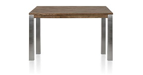 Masters, Table De Bar 160 X 140 Cm - Inox 9x9