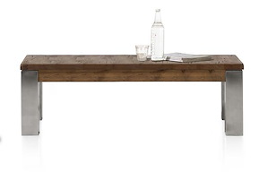 Masters, Table Basse 120 X 90 Cm - Inox 9x9