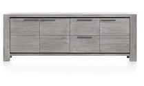 Montero, Buffet 3-portes + 2-tiroirs - 240 Cm