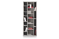 Montero, Bibliotheque 17-niches - 190 Cm