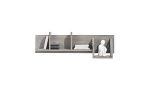 Montero, Etagere 4-niches - 120 Cm