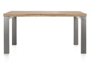 Garda, Table 90 X 160 Cm - U-pieds