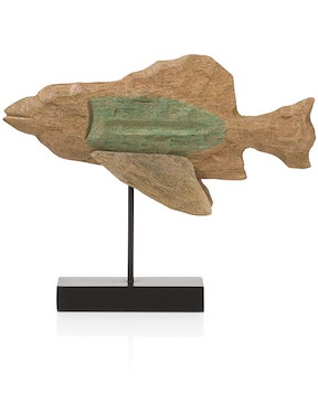 Object Fish Medium - 42 Cm