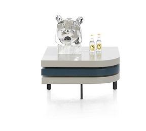 meuble t l 1 tiroir 1 porte rabattante lurano largeur 170 cm xooon. Black Bedroom Furniture Sets. Home Design Ideas