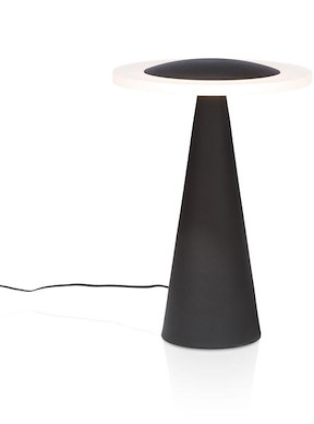 Gary Lampe De Table - Led Inclus