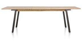 Otta, Table A Rallonge 160 (+ 60) X 90 Cm