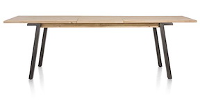 Otta, Table A Rallonge 190 (+ 60) X 100 Cm