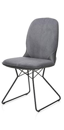 Lars, Chaise - Pied Noir - Combi Tatra/miami