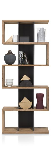 Lanai, Bibliotheque 15-niches - 80 Cm