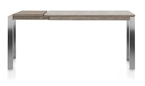 Vino, Table Bar A Rallonge 140 (+ 50) X 90 Cm (hauteur: 92 Cm)