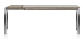 Vino, Table Bar A Rallonge 180 (+ 50) X 90 Cm (hauteur: 92 Cm)