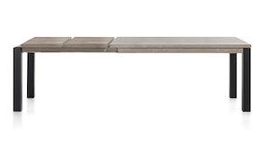 Vino, Table A Allonge 180 (+ 2x50) X 100 Cm