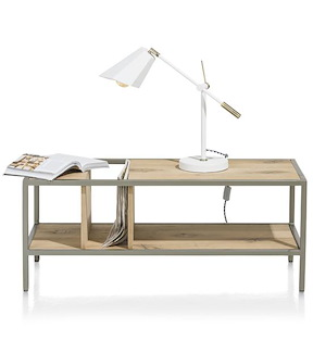 Table D'appoint Segmentaro - 40 X 100 Cm