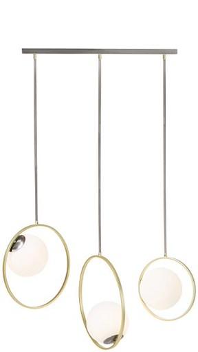 Leah Lustre - 3 Ampoules G9