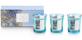 Boute Avec 3 Bougies D'odeur Sapphire Lotus