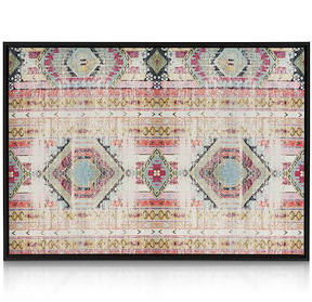 Decoration Murale Antique Rug - 74 X 104 Cm - Print