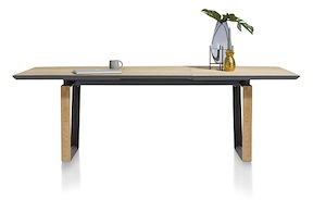 Darwin, Table A Rallonge 160 (+ 60) X 100 Cm