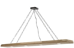 Richi, Suspension + Led - 150 Cm