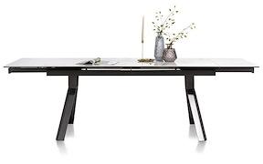 Glasgow, Table A Rallonge 180 (+ 2x40) X 90 Cm