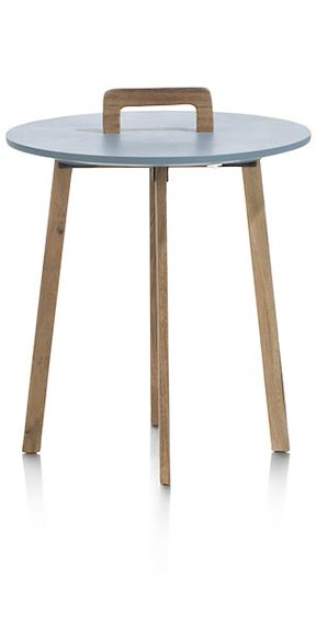 Table D'appoint Revillo - Ronde 42 Cm